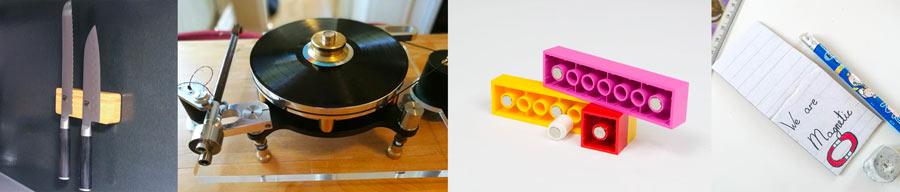 DIY prosjekter på supermagneter.no